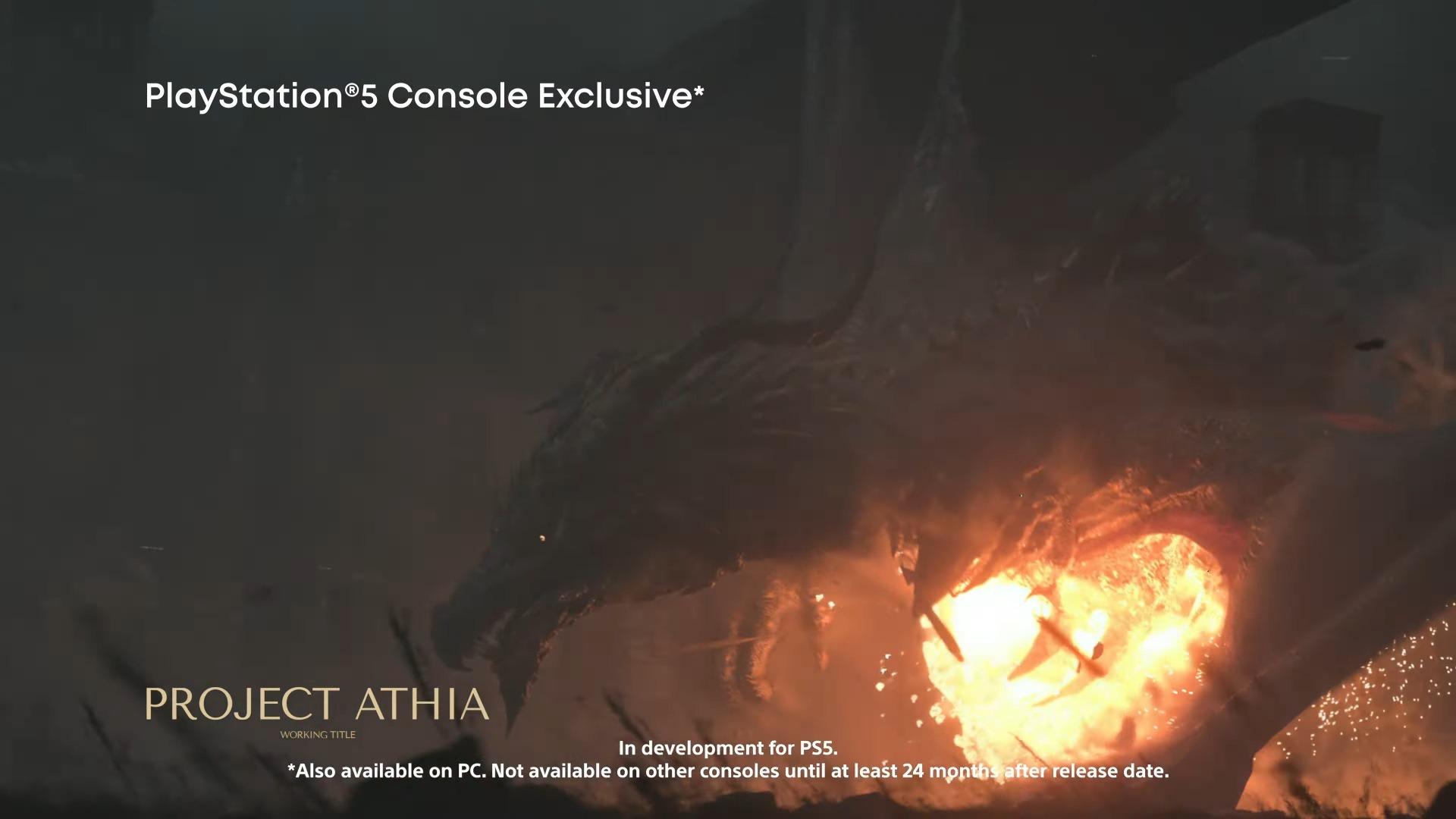 《Project Athia》将为PS5独占两年 还将登陆PC