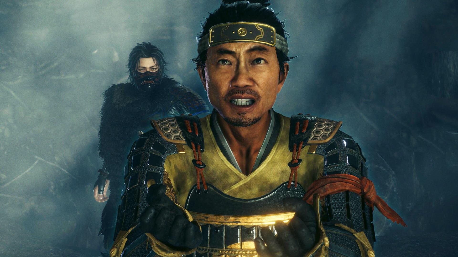 光荣特库摩公布更多《仁王2:完全版》截图