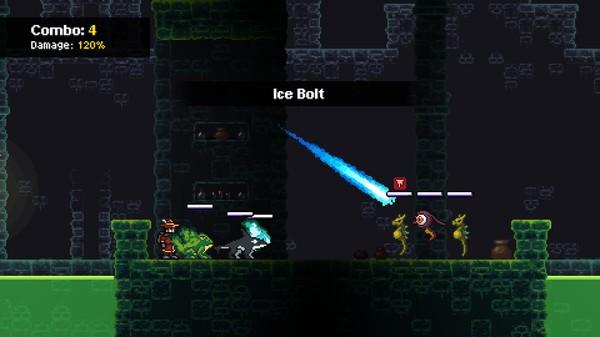 像素风角色扮演游戏《怪物圣所》已推出正式版 国区开启优惠