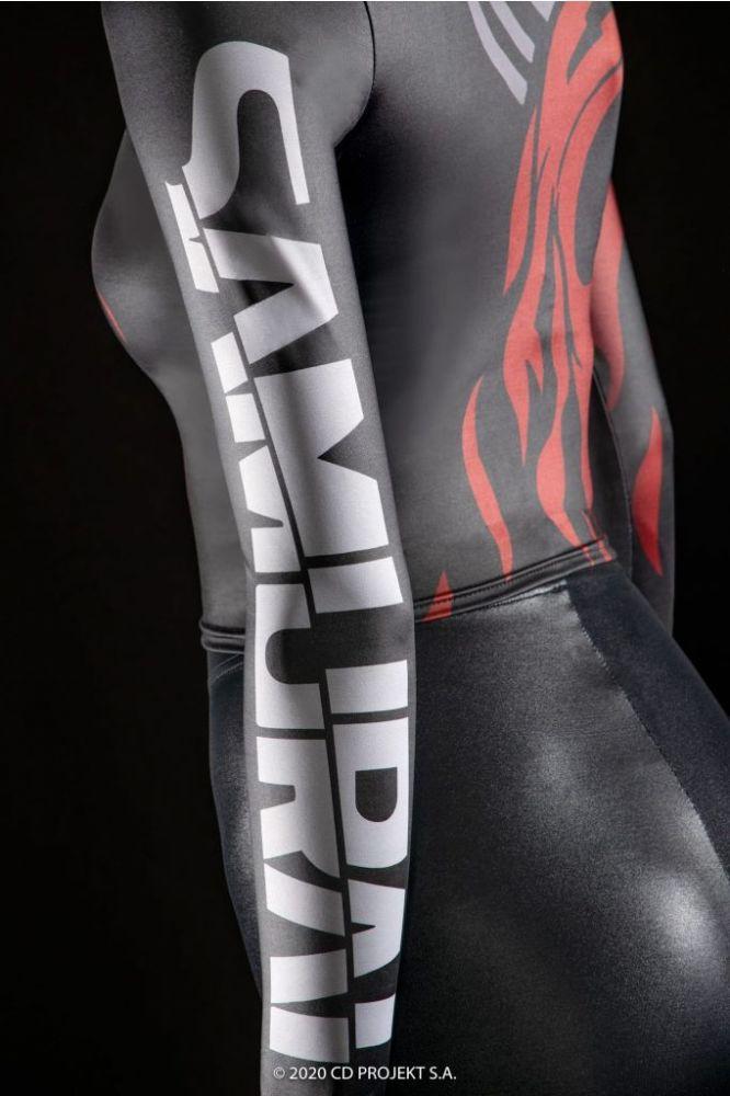 《赛博朋克2077》和BlackMilk联动 推出紧身衣和裙装等