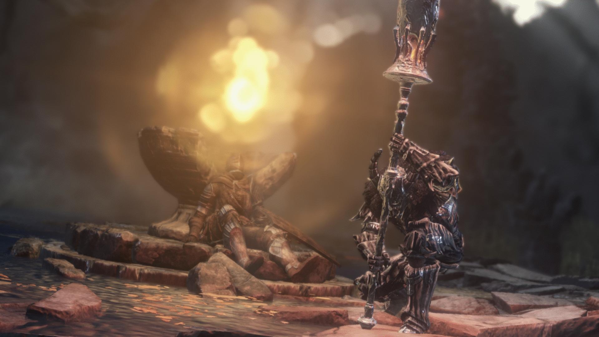 《黑暗之魂3》新Mod发布 加入新魔法/职业/Boss等