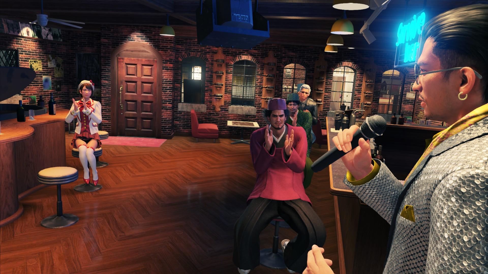 PS5《如龙7》国际版将于2021年3月2日发售