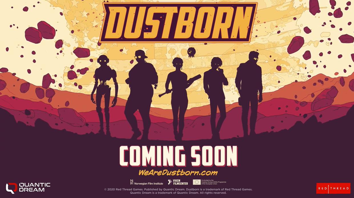 冒险游戏《Dustborn》将由《底特律》开发商发行