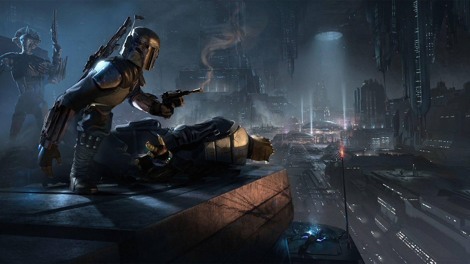 《星球大战1313》团队还曾开发《星球大战:前线》重启作