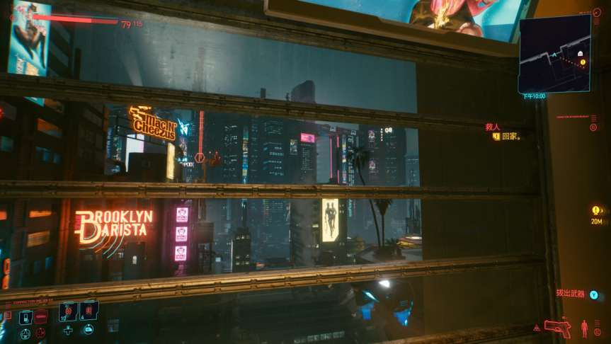 "CDPR是如何让夜之城变得足够""赛博朋克""的"