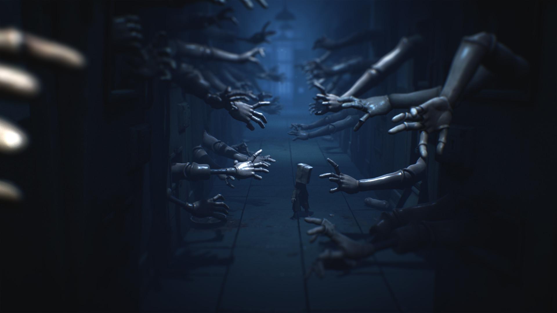 《小小梦魇2》在Steam上推出免费试玩Demo 预售开启