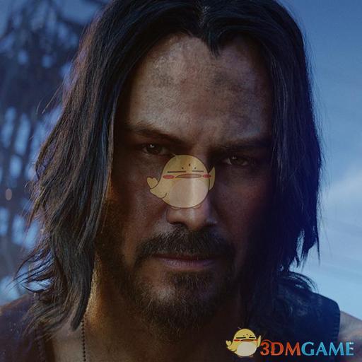 《赛博朋克2077》高清游戏启动图标