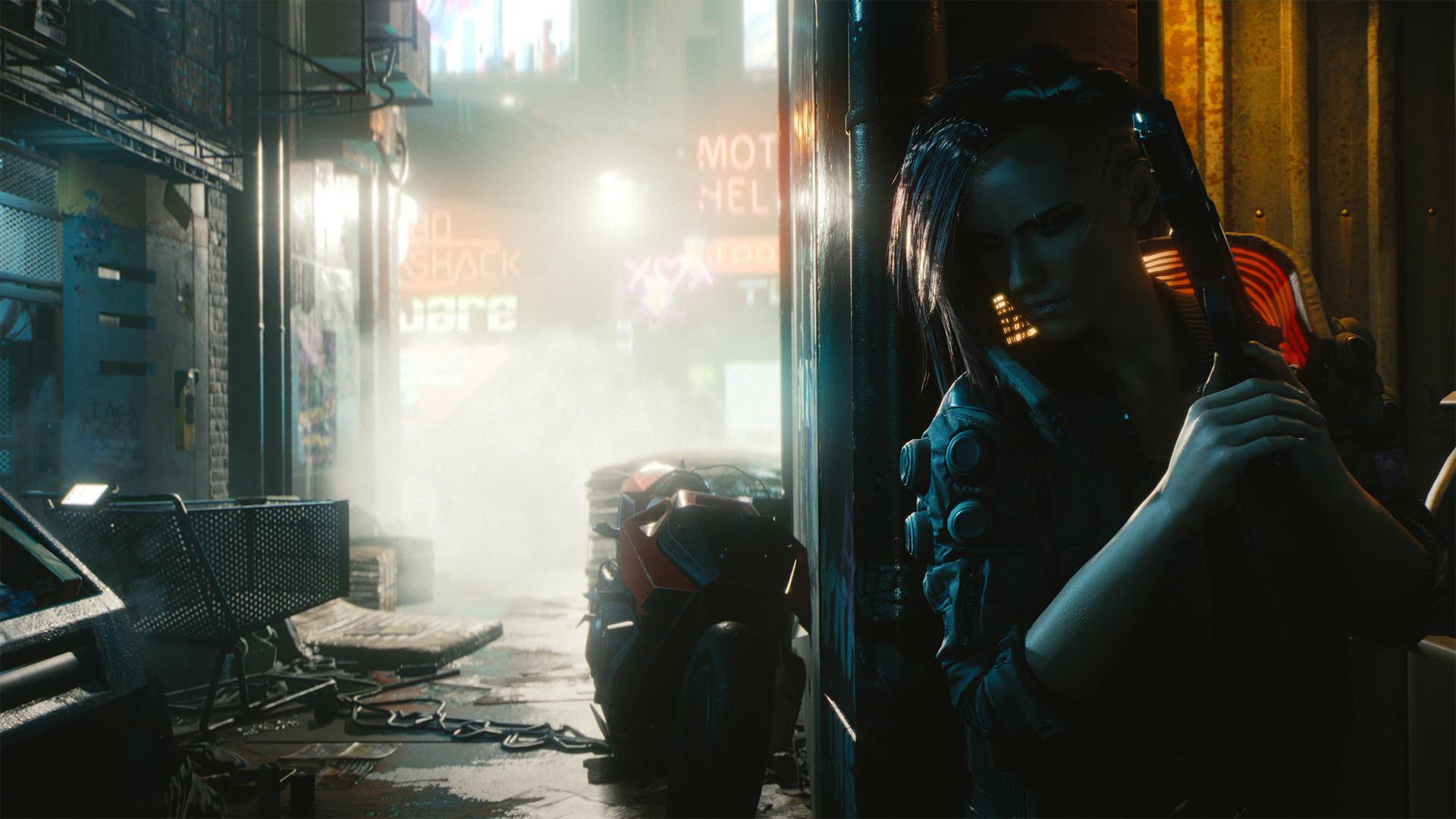 《赛博朋克2077》可在30小时内通关 游戏内容完成度影响结局