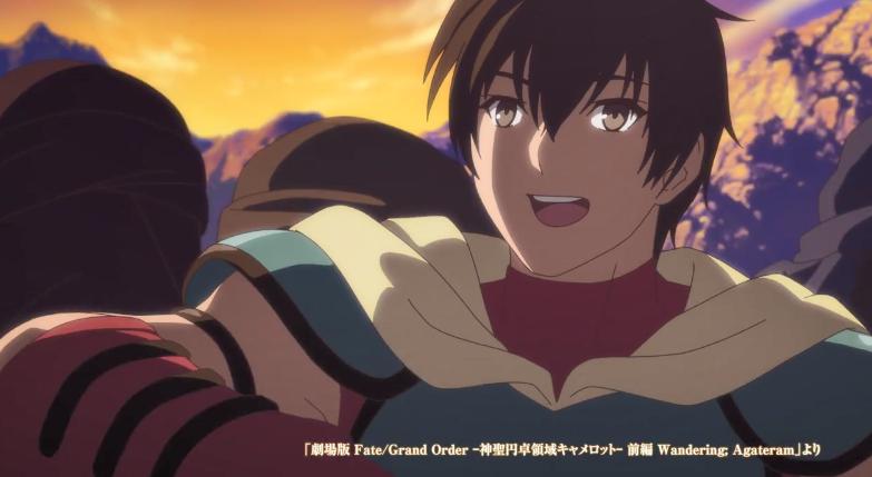 FGO剧场版《神圣圆桌领域》新TVCM公开 已在日本上映