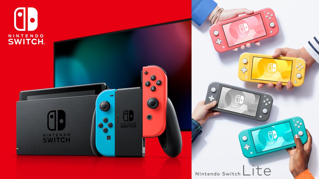 次世代主机也无奈 Switch连续2年在美国销量第一