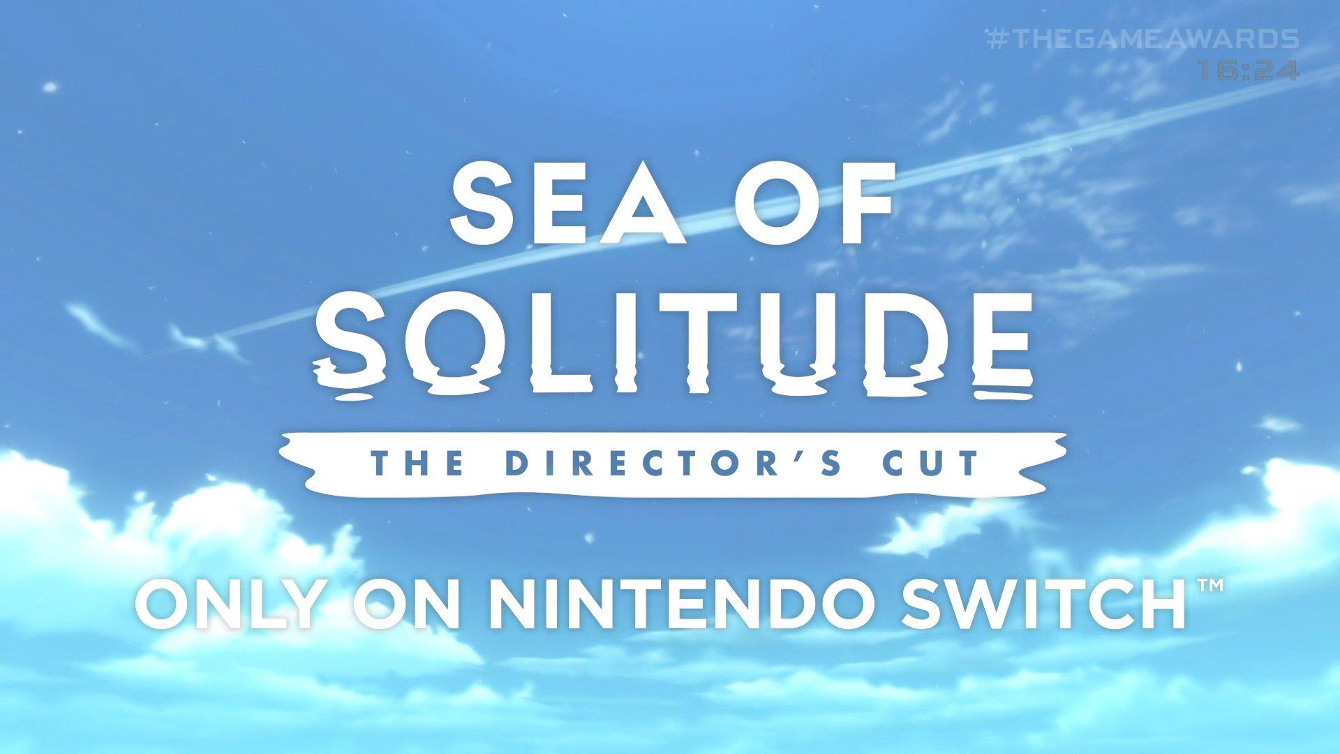 TGA 2020:《孤独之海:导演剪辑版》公布 登陆Switch