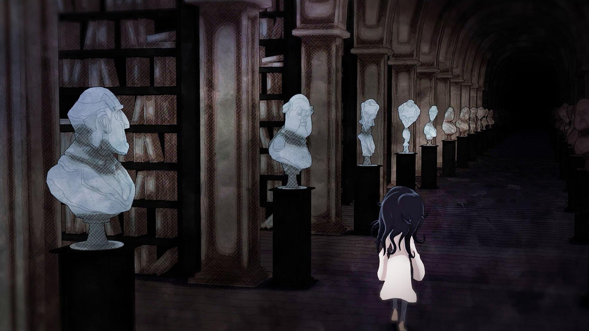 解谜游戏《我的阴暗面》正式发售 小女孩和影子的故事