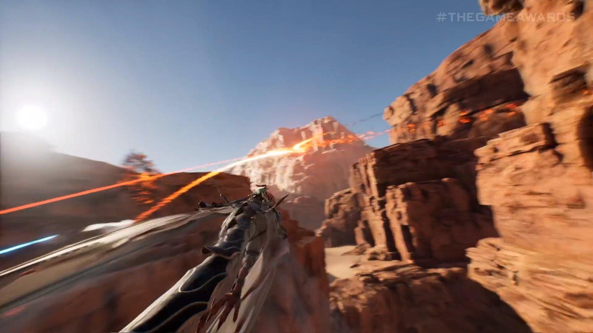 TGA 2020:全新游戏《世纪:灰烬纪元》公布