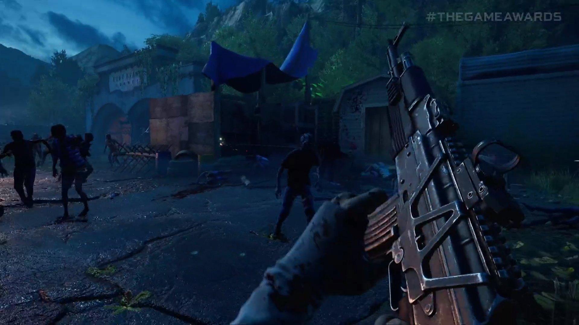 TGA 2020:《求生之路》开发商新作《嗜血回归》演示首曝 发售日确定