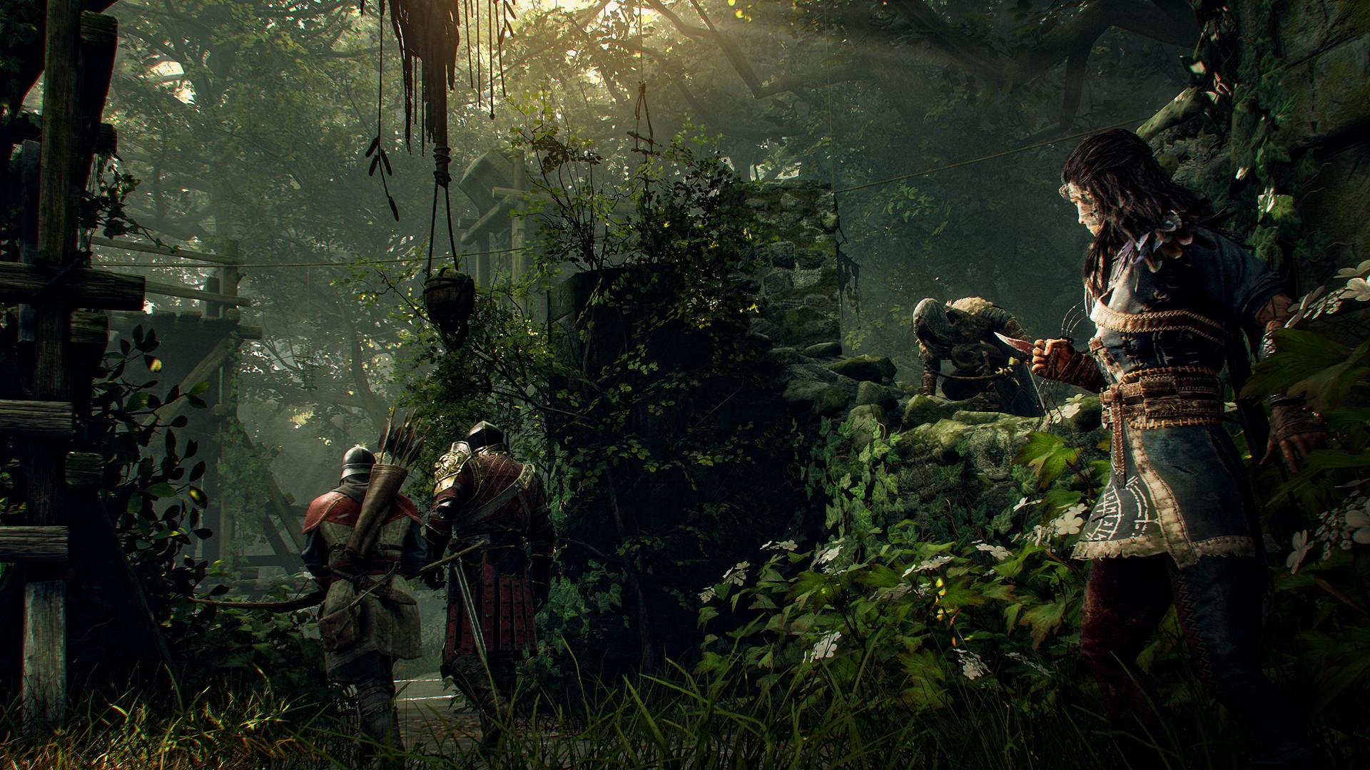 TGA 2020:《绿林侠盗》发售日公布 中世纪对战