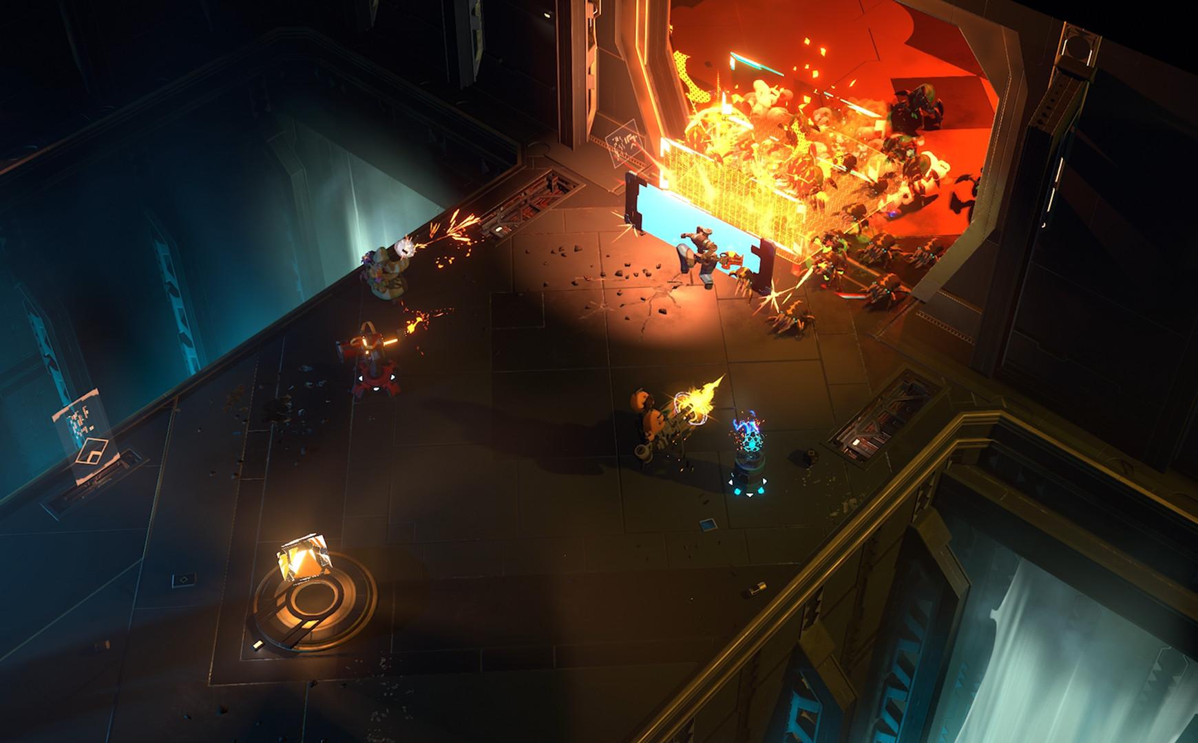 世嘉《Endless Dungeon》公开 类Rogue战术动作游戏