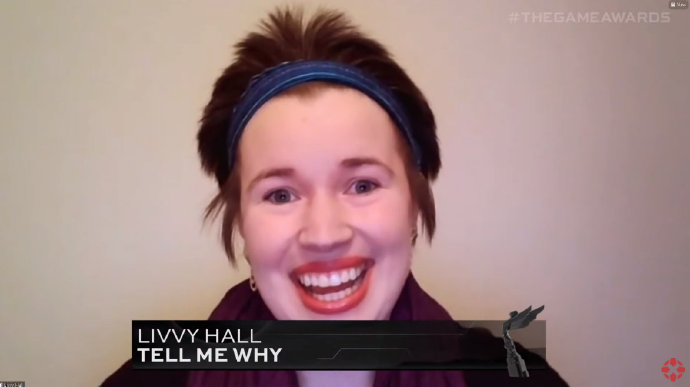 TGA 2020:《Tell Me Why》为最具影响力游戏