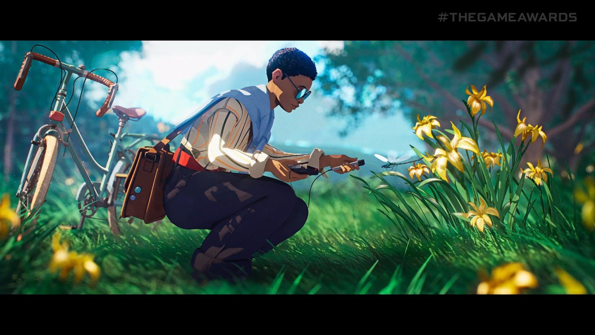 TGA 2020:自行车旅行游戏《季节》公布 登陆PS5和PC Steam