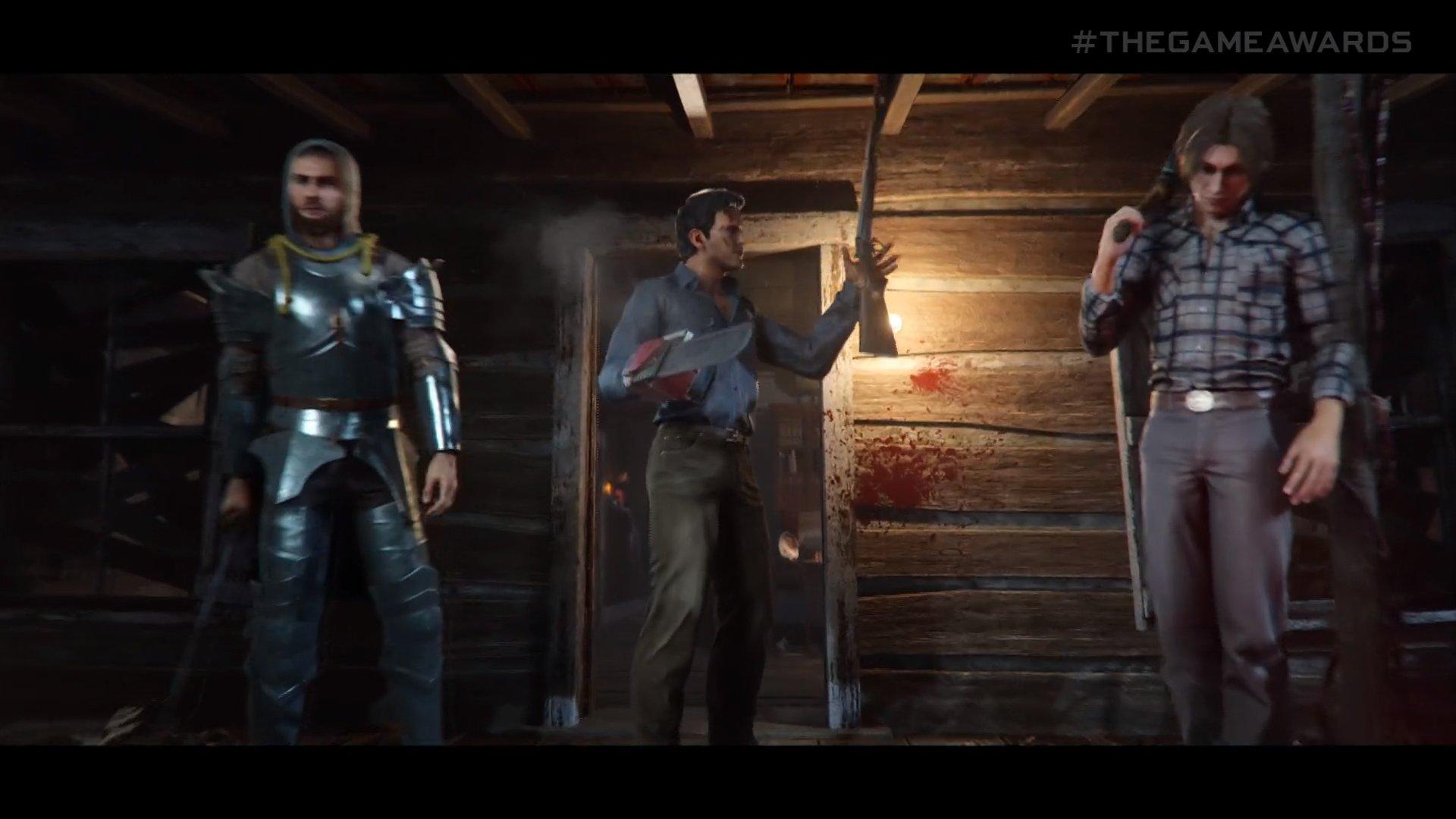 TGA 2020:《鬼玩人:游戏版》公布 登陆PS4/PS5