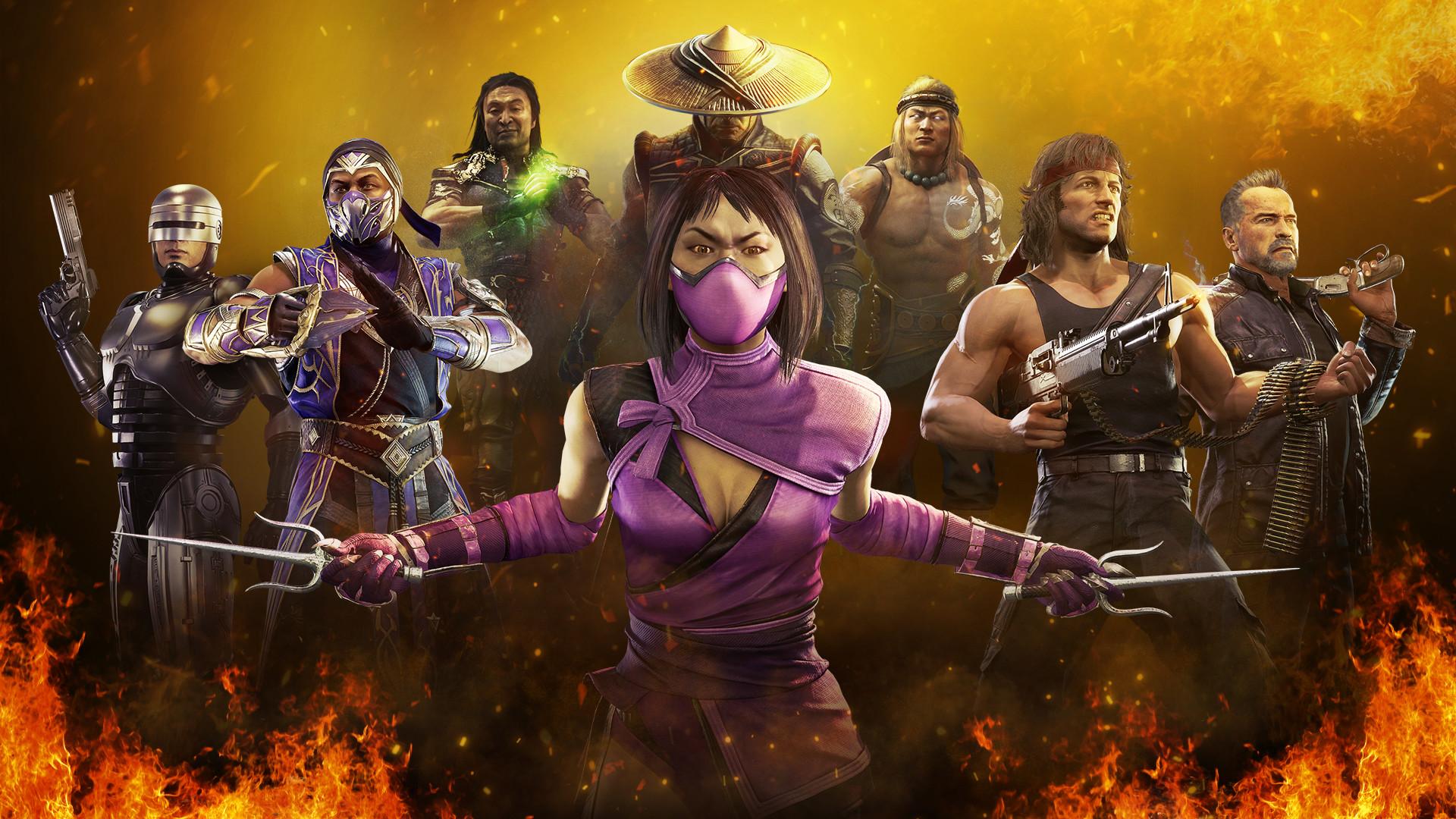 TGA 2020:《真人快打11终极版》获最佳格斗游戏