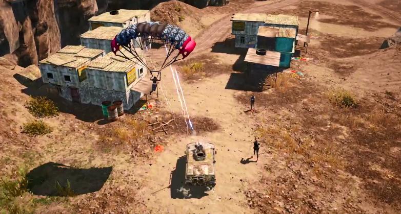 TGA 2020:俯视角《正当防卫 移动版》正式公布