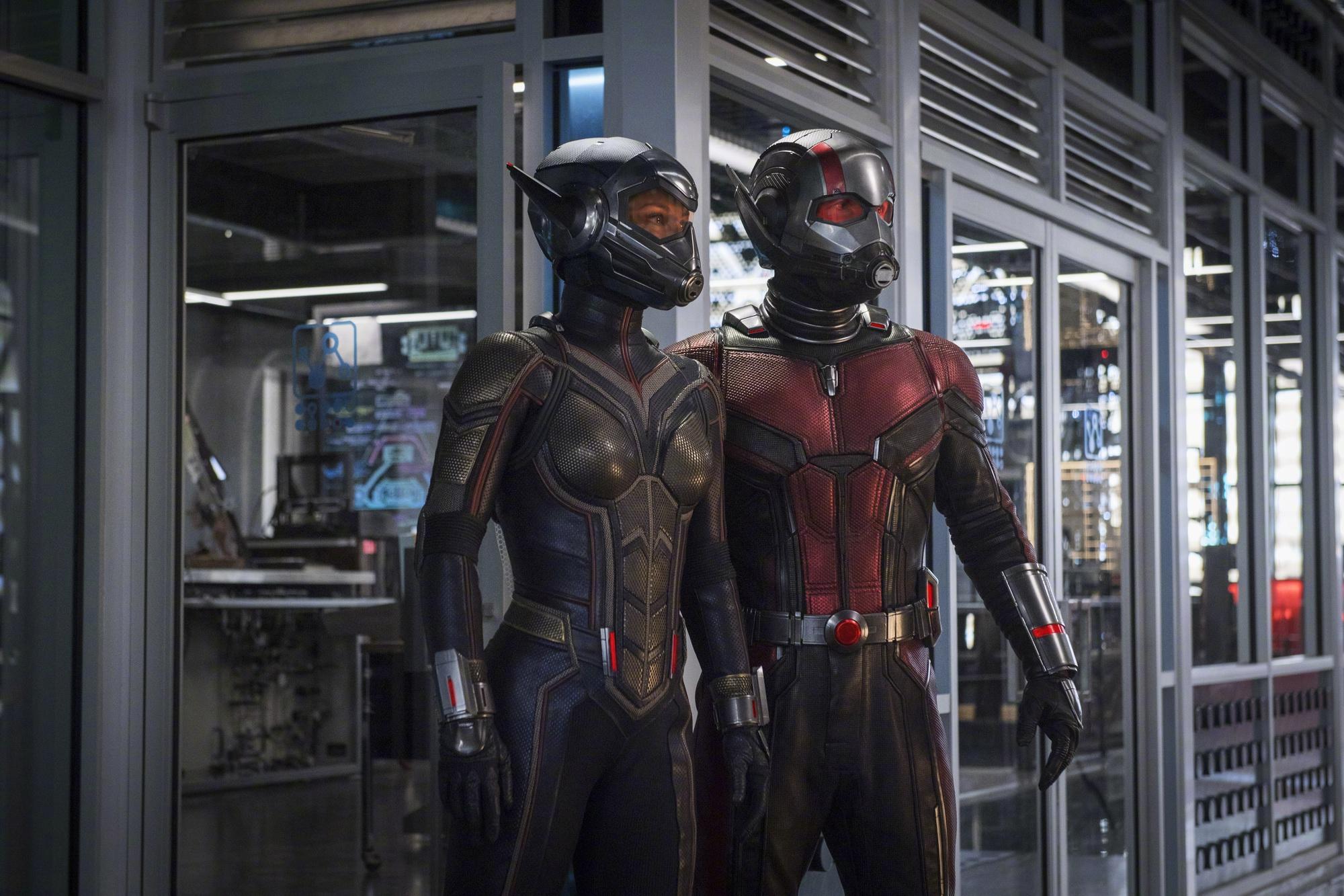 漫威《蚁人3》正式片名公布 电影LOGO曝光
