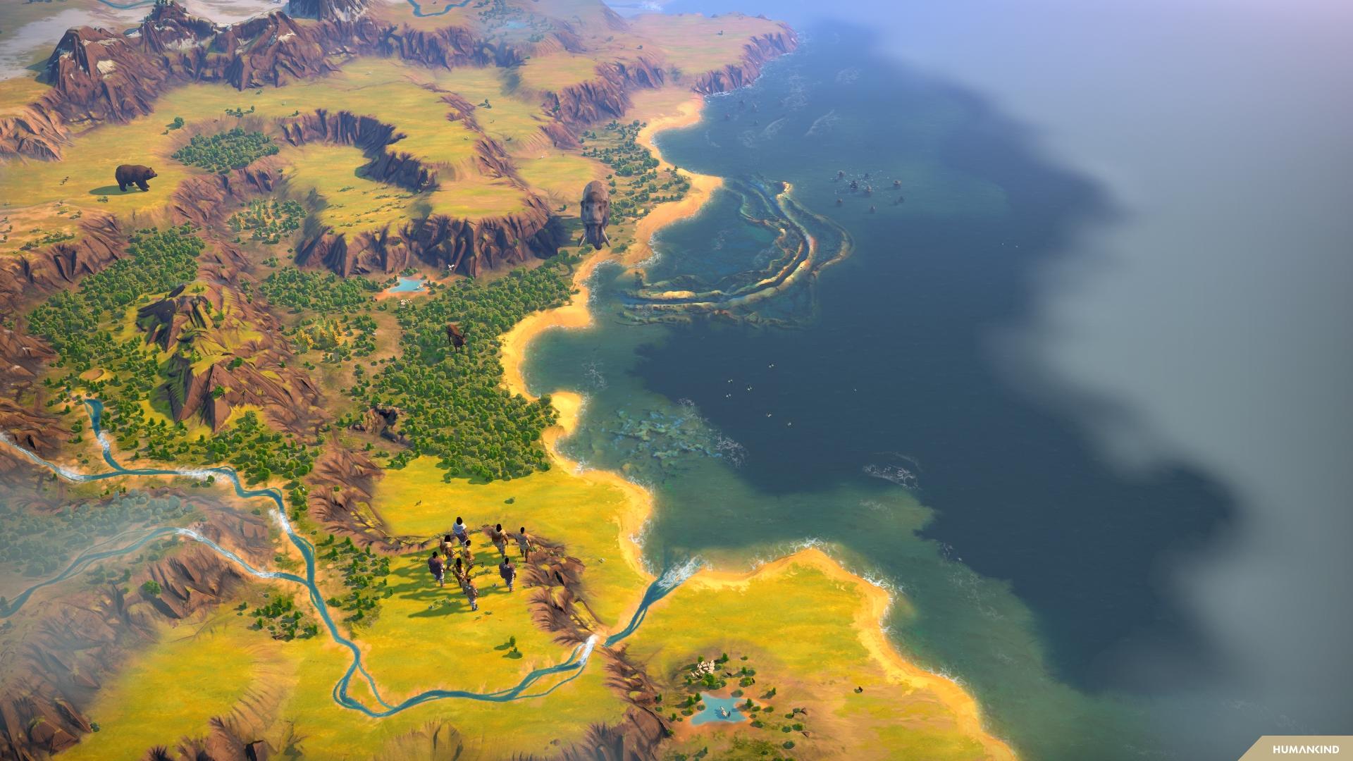 历史策略游戏《人类》新预告 明年4月22日发售