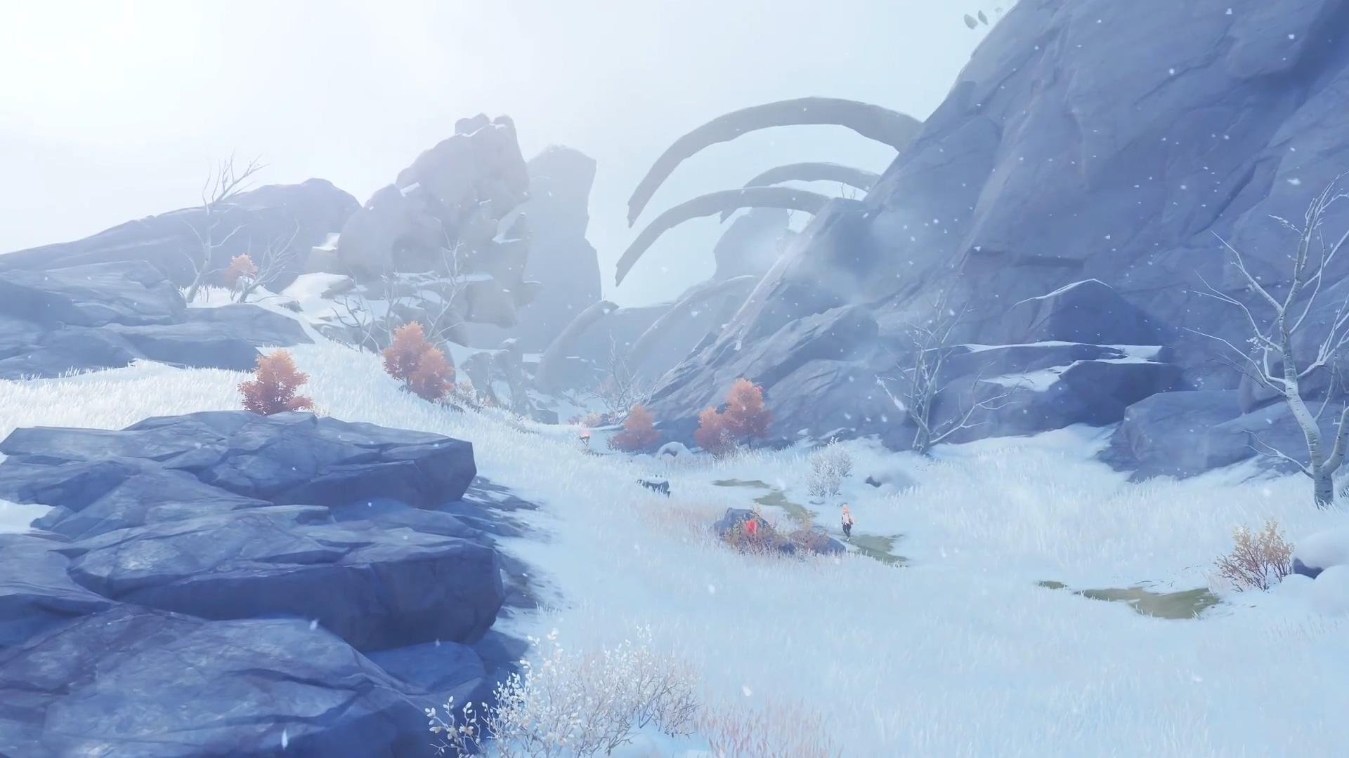 《原神》1.2版本「白垩与黑龙」12月23日上线 全新PV公布