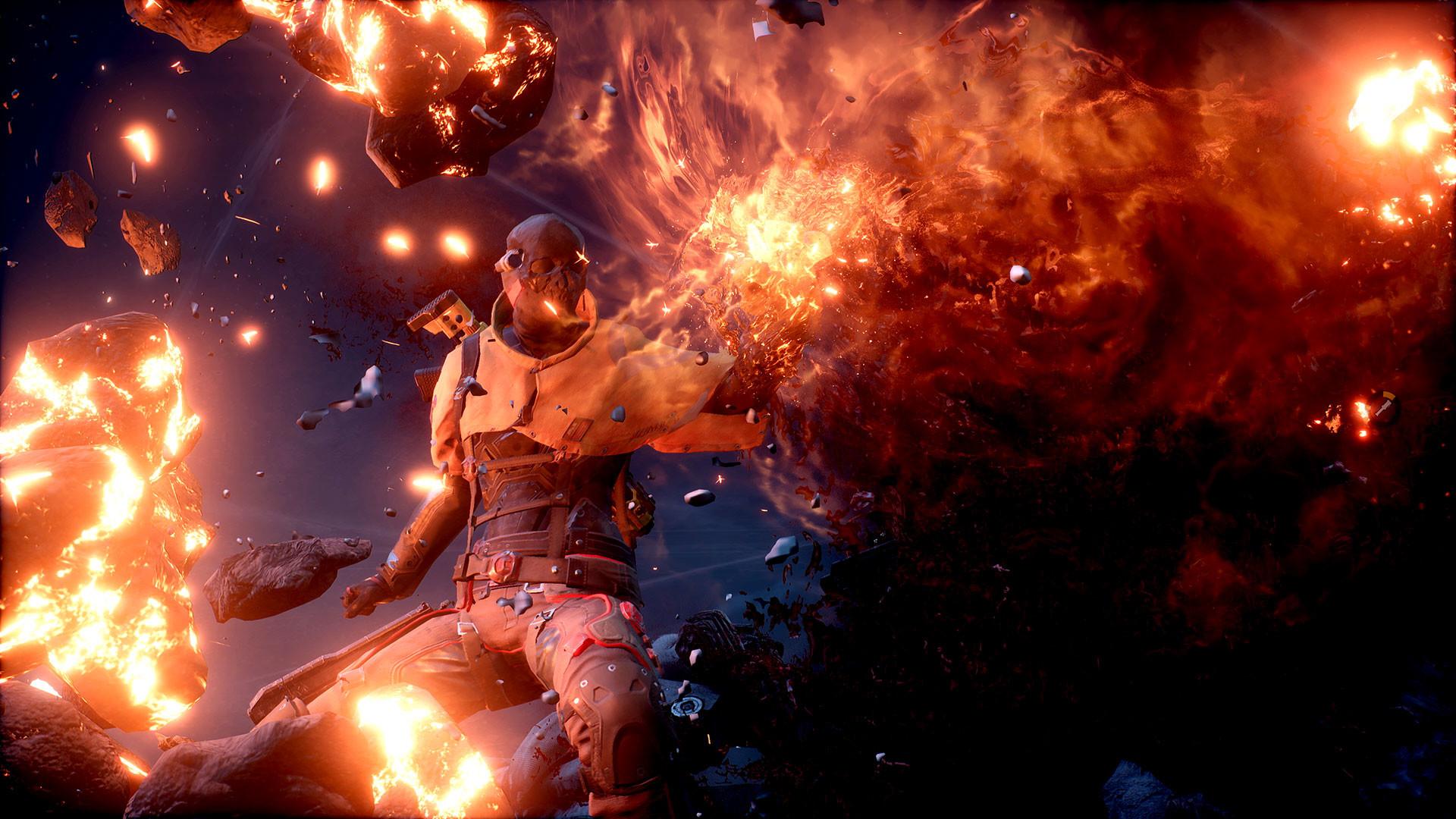《Outriders》公开全新宣传片 一款没有治疗的射击游戏