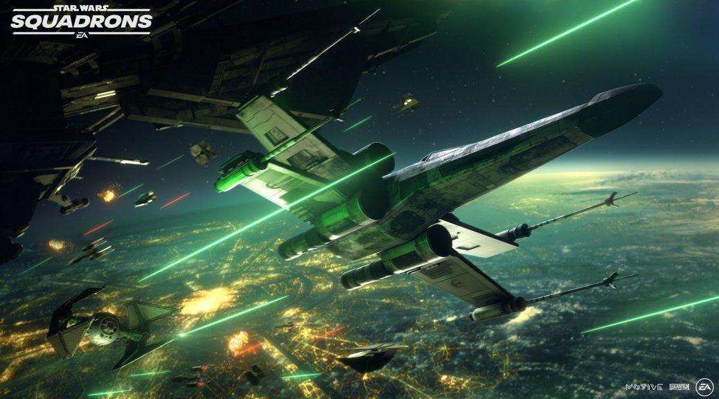《星球大战:战机中队》4.0版升级 加入免费新内容