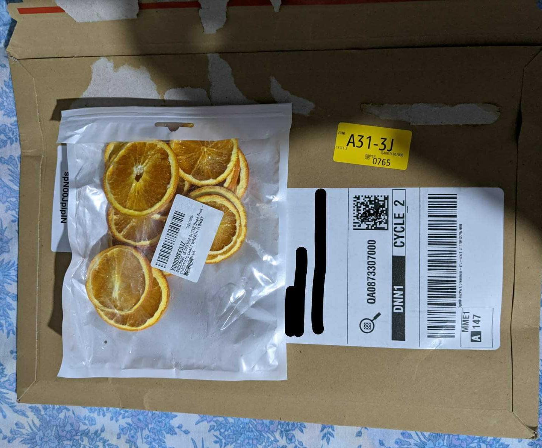 亚马逊又出状况 买《赛博朋克2077》只收到橘子片