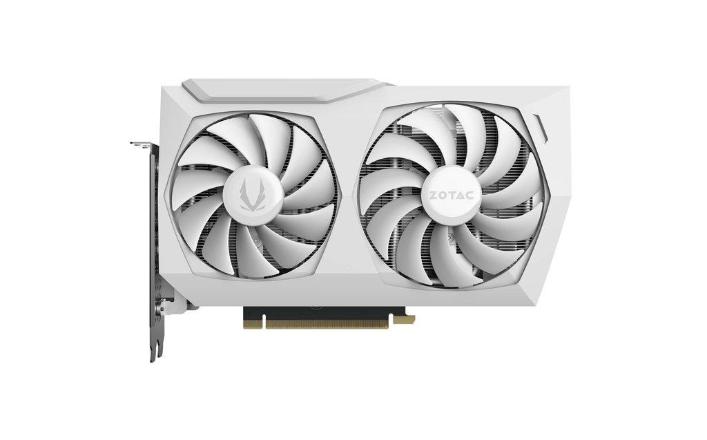 数量有限!索泰推白色款GeForce RTX 30显卡