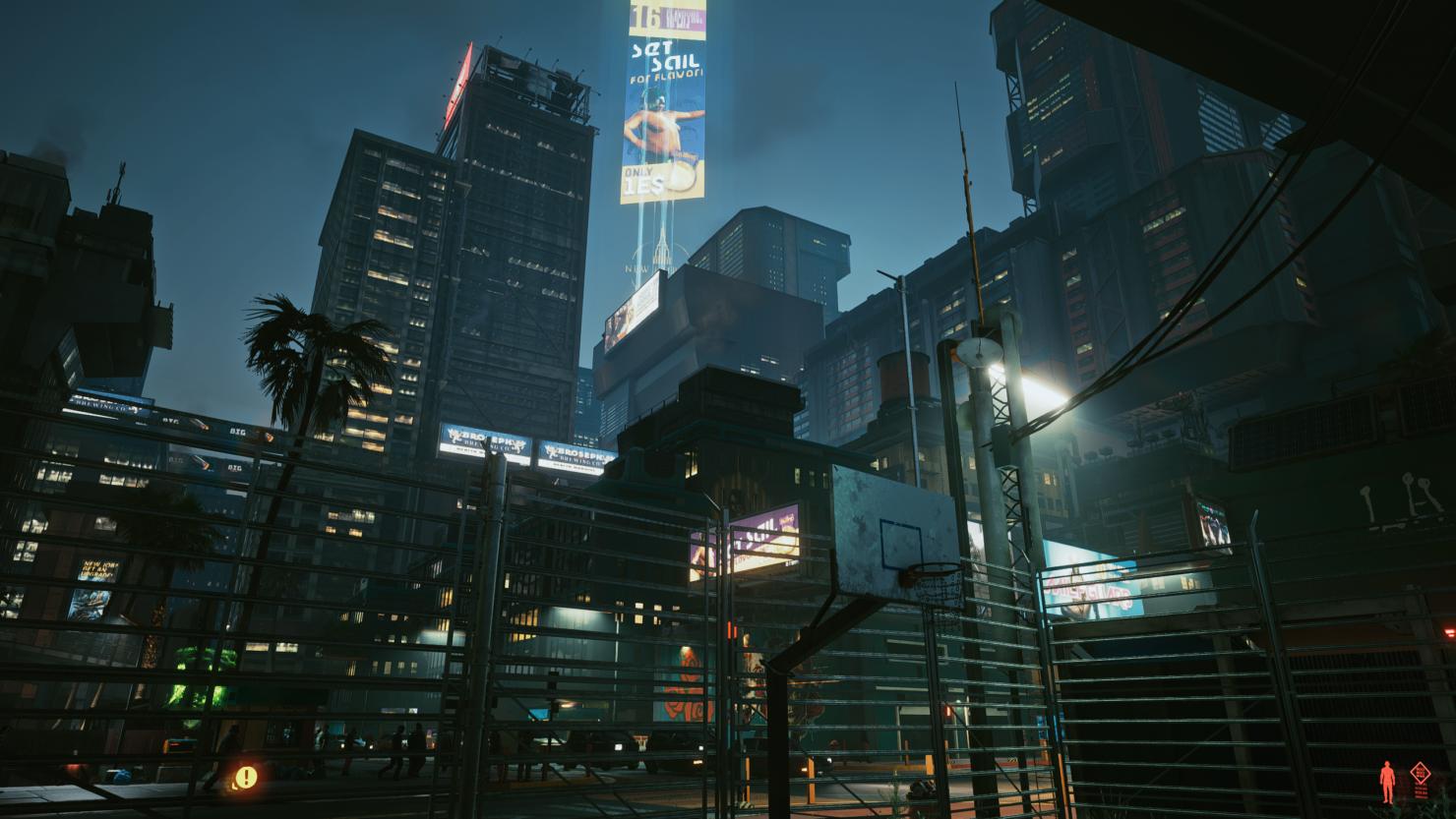 《赛博朋克2077》画质MOD:模拟HDR、色彩更饱和