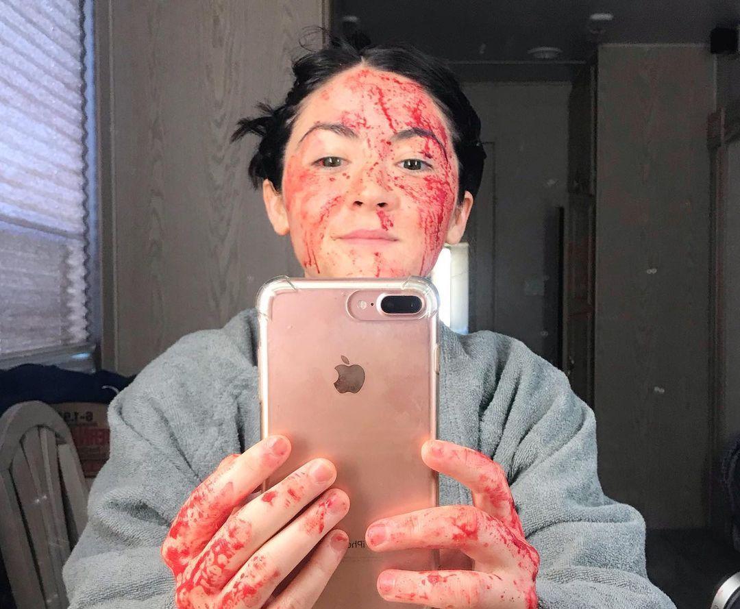 经典恐怖片《孤儿怨》前传杀青 回归女主晒照