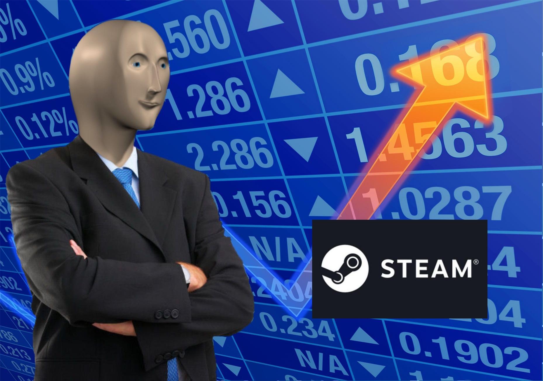 Steam在线玩家数量创下新纪录 突破2477万人