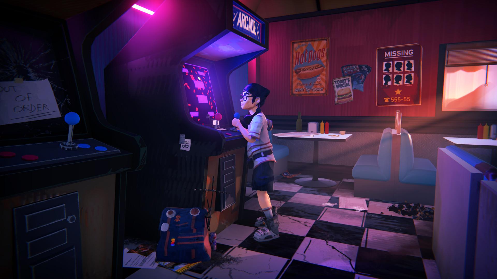 悬疑冒险游戏《九十六号公路》上架Steam 致敬经典公路电影以及剧集