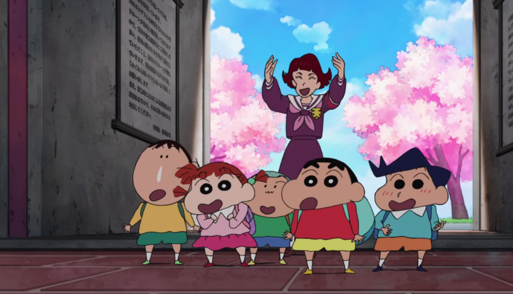 《蜡笔小新》最新作动画电影预告 21年4月23日上映