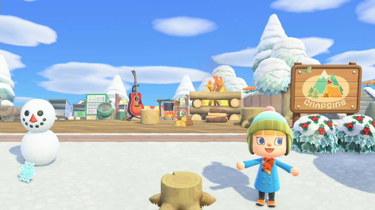 《动森》任天堂官方岛任天岛更新 欢迎玩家前往拜访