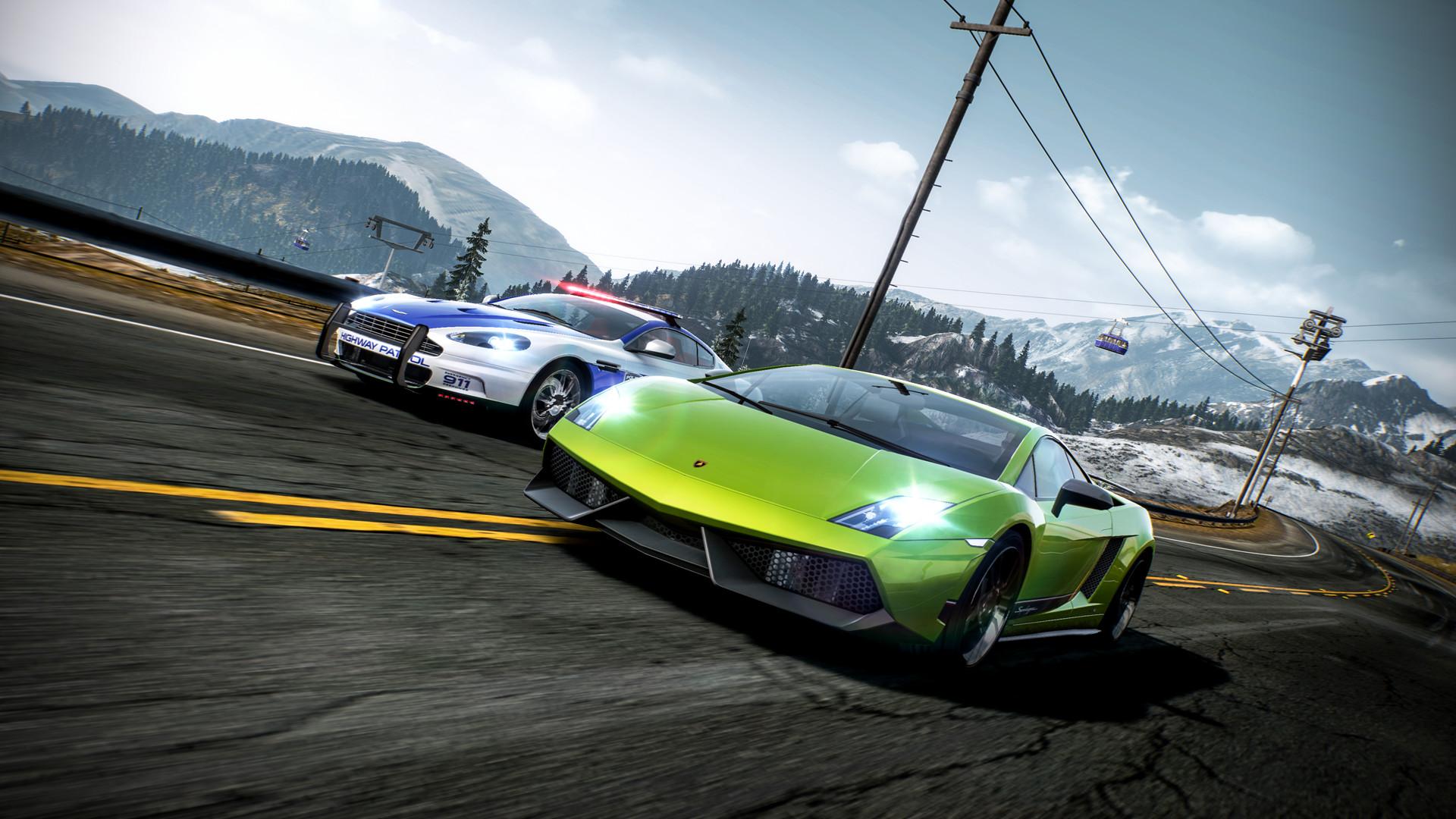 《极品飞车14:热力追踪》Steam首次促销 112元