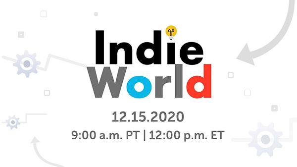 任天堂独立游戏直面会12月16日于凌晨1点举办
