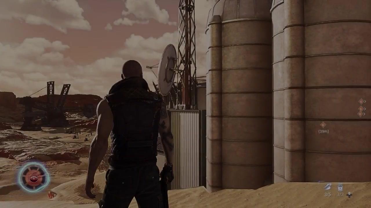 《狼人之末日怒吼:地血》首部实机演示公布
