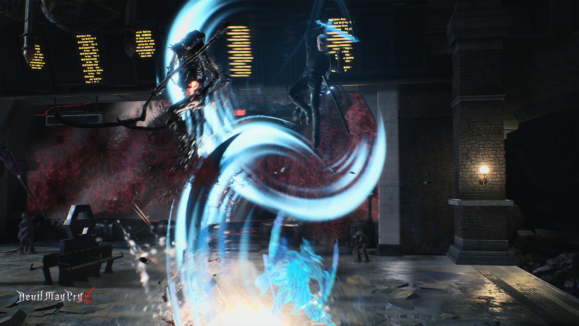 《鬼泣5》维吉尔DLC现已推出 Steam国区33元