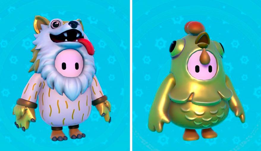 《糖豆人:终极淘汰赛》将增加王冠排名和金色装扮