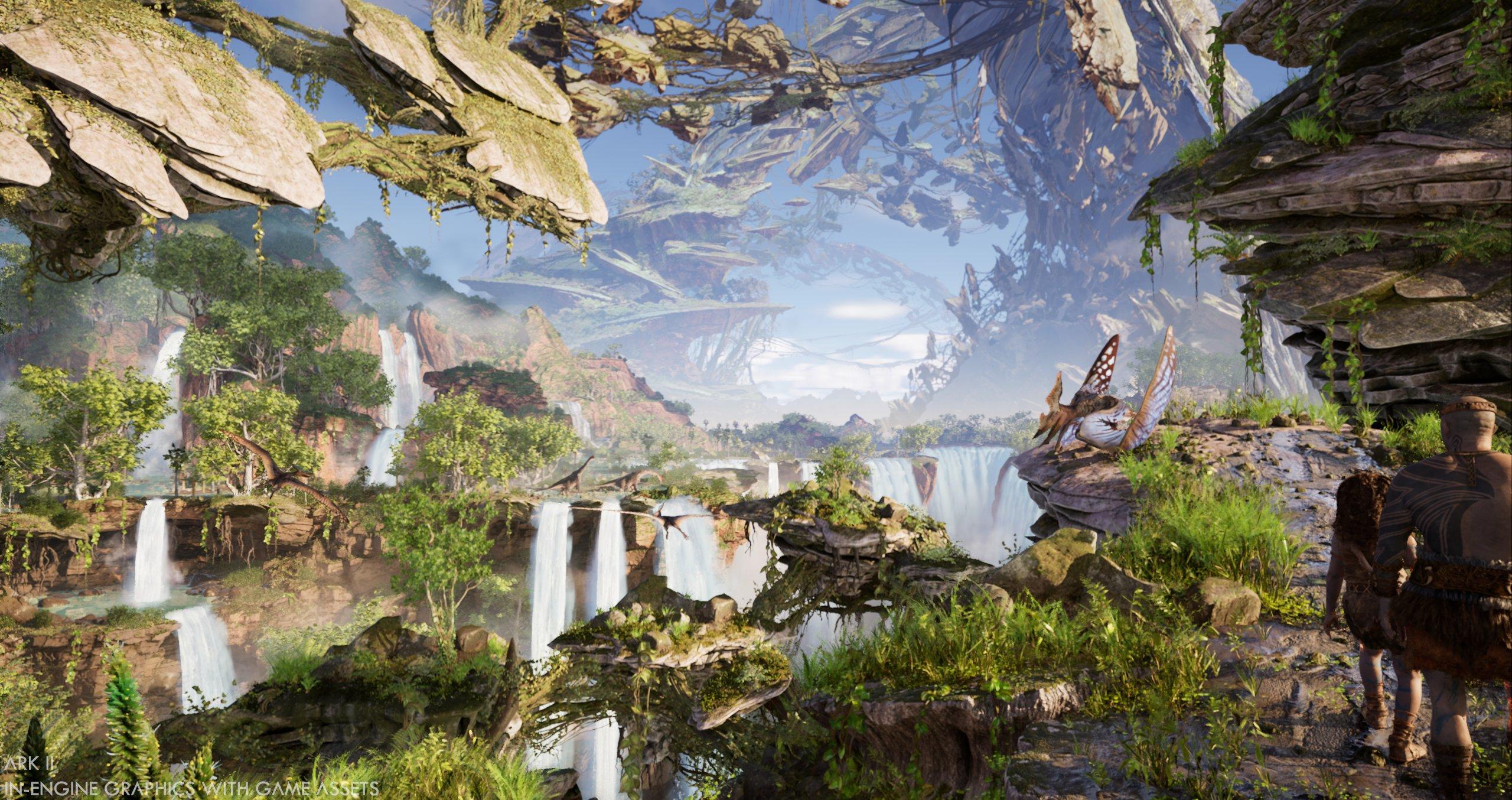 《方舟2》主机版将是Xbox Series X