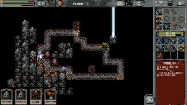 卡牌策略RPG《Loop Hero》将于2021年在Steam平台推出