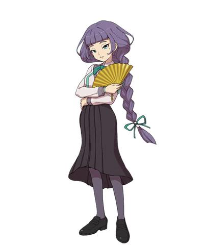 游戏联动动画《妖怪学园Y》新篇艺图角色 1.22日开播