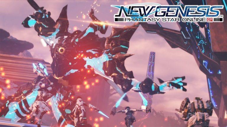 《梦幻之星OL2:新起源》PC封测将于明年1月进行