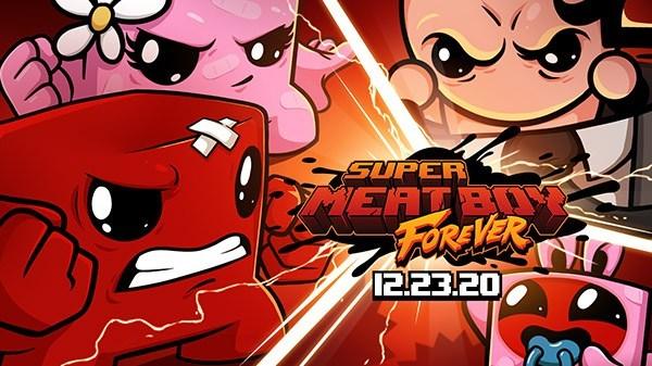 PC及NS版《永远的超级食肉男孩》12月23日发售 还将推出游戏主题手柄