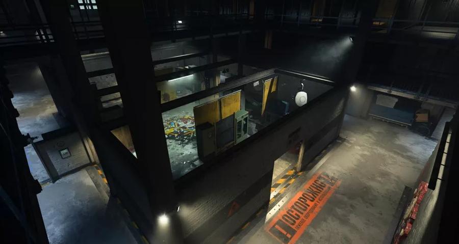 《使命召唤:战区》新地图完整展示 小小地图容量不小