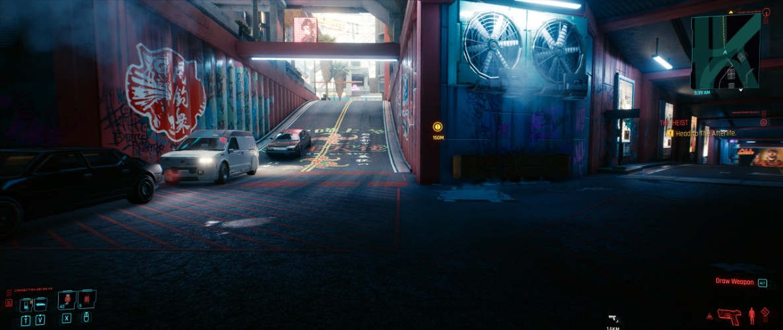 《赛博朋克2077》快慢速步行MOD